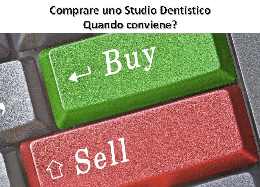 comprare uno studio dentistico